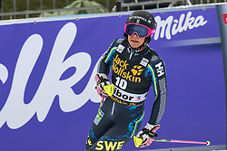 HANSDOTTER Frida of Sweden competes during  the 6th Ladies'  GiantSlalom at 55th Golden Fox - Maribor of Audi FIS Ski World Cup 2018/19, on February 1, 2019 in Pohorje, Maribor, Slovenia. Photo by Matic Ritonja / Sportida