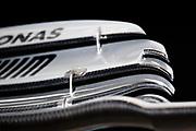 June 6-10, 2019: Canadian Grand Prix. Lewis Hamilton (GBR), Mercedes AMG Petronas Motorsport, F1 W10  front wing detail