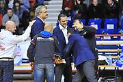 DESCRIZIONE : Eurocup 2013/14 Gr. J  BCM Gravelines Dunkerque - Dinamo Banco di Sardegna Sassari<br /> GIOCATORE : Romeo Sacchetti Staff<br /> CATEGORIA : Allenatore Coach<br /> SQUADRA : Dinamo Banco di Sardegna Sassari<br /> EVENTO : Eurocup 2013/2014<br /> GARA : BCM Gravelines Dunkerque - Dinamo Banco di Sardegna Sassari<br /> DATA : 28/01/2014<br /> SPORT : Pallacanestro <br /> AUTORE : Agenzia Ciamillo-Castoria / Luigi Canu<br /> Galleria : Eurocup 2013/2014<br /> Fotonotizia : Eurocup 2013/14 Gr. J BCM Gravelines Dunkerque - Dinamo Banco di Sardegna Sassari<br /> Predefinita :