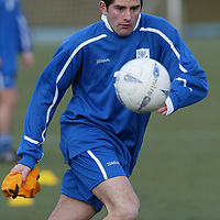 St Johnstone Training...09.01.04<br />