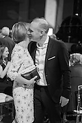 MICHAELA REES JONES; PROF JUSTIN STEBBING, Action Against Cancer 'A Voyage of Discovery' fundraising dinner at the Science Museum on Wednesday 14 October 2015.