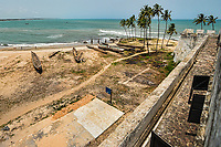 Exterior Grounds, Elmina Castle