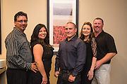 Republic Services of Santa Clara County hosts its Safety Banquet at the Sheraton San Jose Hotel in Milpitas, California, on April 25, 2015. (Stan Olszewski/SOSKIphoto)
