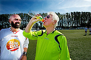 ROTTERDAM - Benefietwedstrijd voor Marcel. COPYRIGHT ROBIN UTRECHT FOTOGAFIE