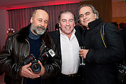 RICHARD YOUNG; CHRISTOPHER HOLDER;DAVE BENNET, English National BalletÕs annual pre-show party at the St. Martin's Lane hotel before a performance of the Nutcracker at the Coliseum. 15 December 2010. <br />  -DO NOT ARCHIVE-© Copyright Photograph by Dafydd Jones. 248 Clapham Rd. London SW9 0PZ. Tel 0207 820 0771. www.dafjones.com.<br /> RICHARD YOUNG; CHRISTOPHER HOLDER;DAVE BENNET, English National Ballet's annual pre-show party at the St. Martin's Lane hotel before a performance of the Nutcracker at the Coliseum. 15 December 2010. <br />  -DO NOT ARCHIVE-© Copyright Photograph by Dafydd Jones. 248 Clapham Rd. London SW9 0PZ. Tel 0207 820 0771. www.dafjones.com.