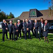 Higgins Chapel Group Shots