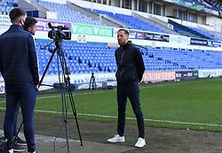 Bristol Rovers manager Ben Garner talks to the media - Mandatory by-line: Arron Gent/JMP - 05/09/2020 - FOOTBALL - Portman Road - Ipswich, England - Ipswich Town v Bristol Rovers - Carabao Cup