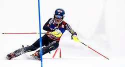 29.12.2013, Hochstein, Lienz, AUT, FIS Weltcup Ski Alpin, Damen, Slalom 2. Durchgang, im Bild Mikaela Shiffrin (USA) // Mikaela Shiffrin of (USA) during ladies Slalom 2nd run of FIS Ski Alpine Worldcup at Hochstein in Lienz, Austria on 2013/12/29. EXPA Pictures © 2013, PhotoCredit: EXPA/ Oskar Höher