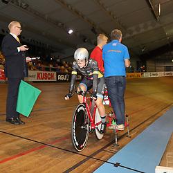 28-12-2017: Wielrennen: NK Baan: Alkmaar