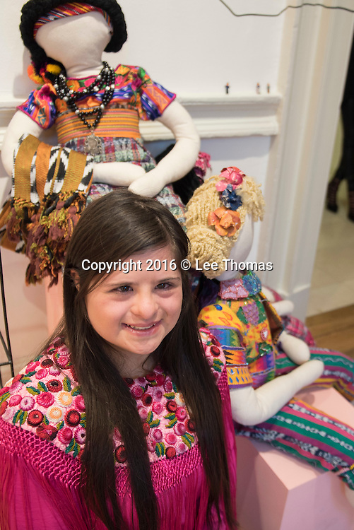 First Down Syndrome Designer Stars At London Fashion Week Lee Thomas 44 0 77 8414 2973