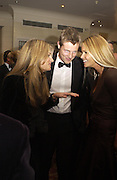 Jemima Khan, Zac Goldsmith and Elle Macpherson. Unicef Toy Soldiers Gala, Grosvenor House, London.  25 September 2001. © Copyright Photograph by Dafydd Jones 66 Stockwell Park Rd. London SW9 0DA Tel 020 7733 0108 www.dafjones.com