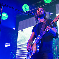 Feeder in concert at The Barrowland Ballroom, Glasgow, Great Britain 11th March 2018
