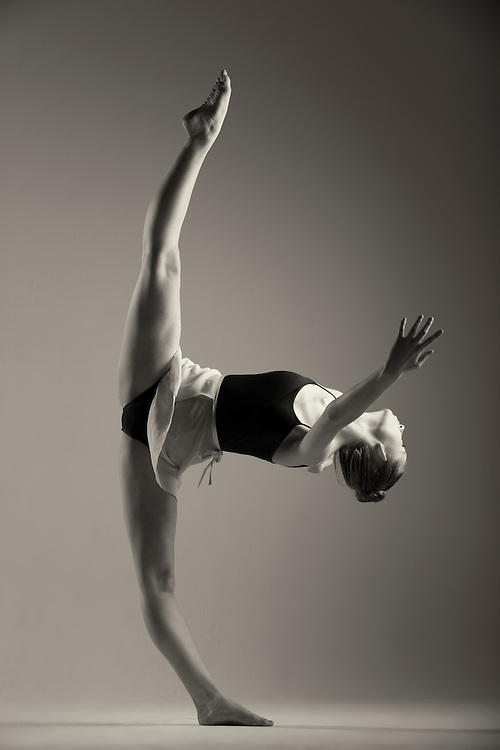 Dance As Art Studio Photography Series with dancer Abby DeReamer