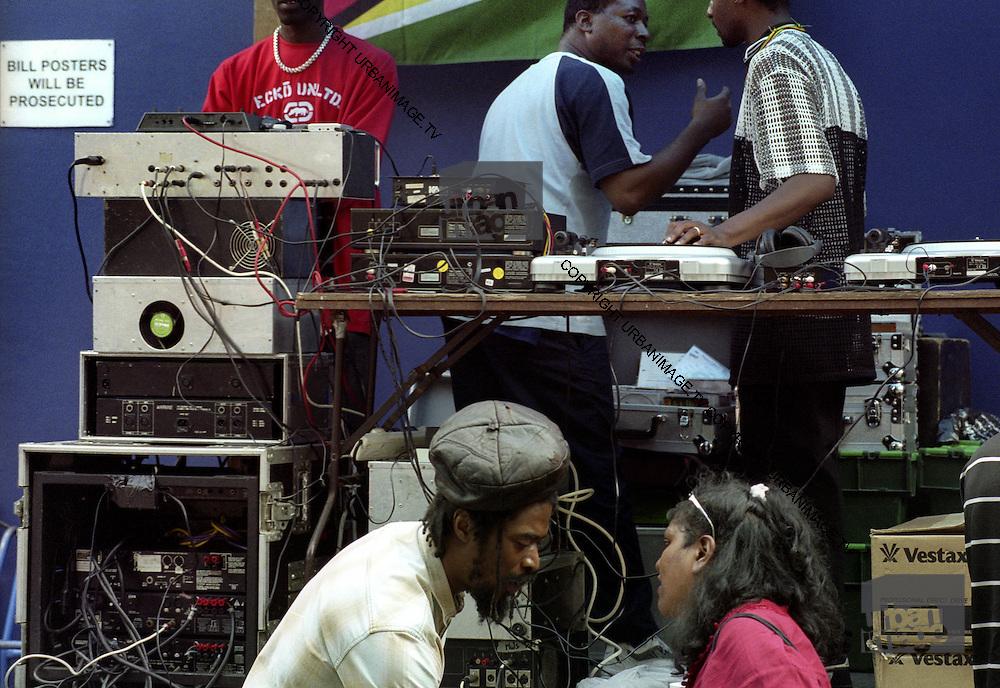 Sound System Notting Hill Carnival 2014