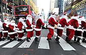 12/04/2013 PEEPS Bunny Hopping Santas