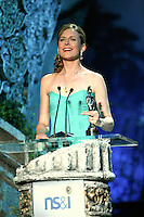 Katie Derham host at the Classical BRIT Awards Show, Royal Albert Hall, May 5th 2007. (Photo John Marshall/JM Enternational)
