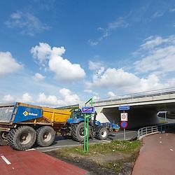 Kruisweg, Bleiswijk, LansingerlandZuid Holland, the Netherlands