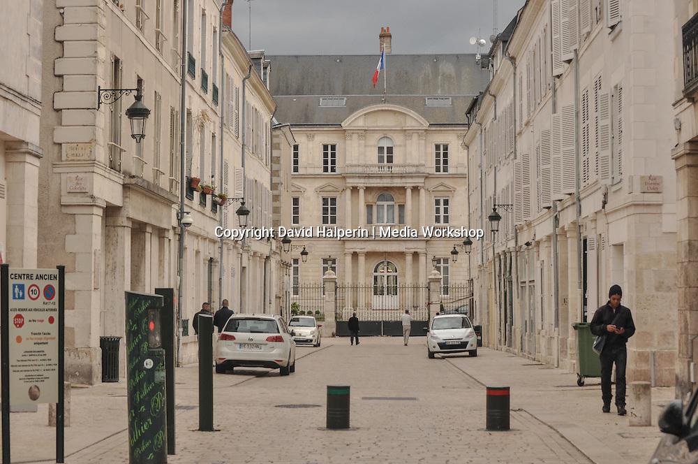 Rue des Gobelets, Orléans