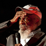 This night, the theatre was packed, as it has been since the inception of this Bay Area CONSCIOUS National Wake Up Tour!<br />