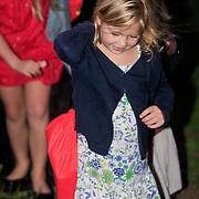 NLD/Amstelveen/20110921 - Premiere Fantasia de Musical, Prinses Maxima en kinderen Catharina-Amalia
