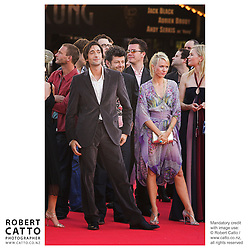 Stars Adrian Brody, Andy Serkis and Naomi Watts walk the red carpet at the King Kong Premiere, at Wellington's Embassy Theatre, accompanied by many crew, local celebrities and other guests.
