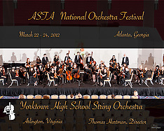 Yorktown High School String Orchestra