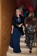 KAT GEYOWITZ, The Secret Winter Gala in aid of Save the Children and sponsored by Bulgari. Guildhall. London. 26 November 2013