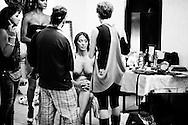 San Sebastiano al Vesuvio, 28 luglio 2011. Roberta, uno dei trans in concorso per il titolo di Miss Trans Campania 2011..Ph. Roberto Salomone Ag. Controluce.ITALY - Roberta, one of the transgenders partecipating to Miss Trans Campania beauty contest in San Sebastiano al Vesuvio on July 28, 2011.