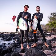 Galapagos Surfers