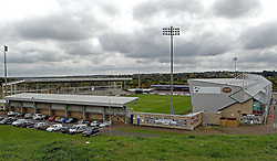 Sixfields Stadium, home of Northampton Town - Mandatory byline: Robbie Stephenson/JMP - 07966 386802 - 10/10/2015 - FOOTBALL - Sixfields Stadium - Northampton, England - Northampton Town v Hartlepool - Sky Bet League Two