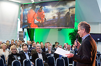 AMSTERDAM - Nationaal Golf Congres & Beurs 2015. NVG. Gerard Louter.  FOTO KOEN SUYK