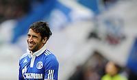FUSSBALL   1. BUNDESLIGA   SAISON 2011/2012   29. SPIELTAG FC Schalke 04 - Hannover 96                                08.04.2012 Raul (FC Schalke 04)