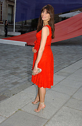 LISA B at the Royal Academy of Art's SUmmer Party following the official opening of the Summer Exhibition held at the Royal Academy of Art, Burlington House, Piccadilly, London W1 on 7th June 2006.<br />