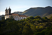 Ouro Preto_MG, Brasil...A Igreja Sao Francisco de Paula em Ouro Preto, Minas Gerais, foi construida entre 1804 e 1898, sendo a ultima igreja erguida no perÌodo colonial...The Church Sao Francisco de Paula in Ouro Preto, Minas Gerais, was built between 1804 and 1898, and the last church built in the colonial period...Foto: JOAO MARCOS ROSA / NITRO