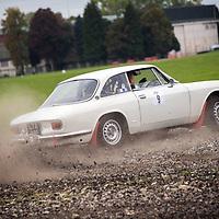Car 9 Andrew Buzzard / Robb Lyne