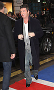 23.JANUARY.2013. LONDON<br /> <br /> SIMON COWELL ARRIVING AT THE BRITAINS GOT TALENT AUDITIONS AT THE LONDON PALADIUM.<br /> <br /> BYLINE: EDBIMAGEARCHIVE.CO.UK<br /> <br /> *THIS IMAGE IS STRICTLY FOR UK NEWSPAPERS AND MAGAZINES ONLY*<br /> *FOR WORLD WIDE SALES AND WEB USE PLEASE CONTACT EDBIMAGEARCHIVE - 0208 954 5968*