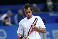 PHILIPP KOHLSCHREIBER - 06.02.2015 - Tennis - Open Sud de France2015- Montpellier <br />