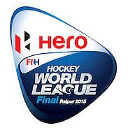 2015 Hero Hockey World League Final (Men)