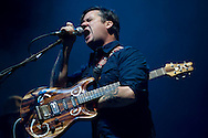 Isaac Brock of the band Modest Mouse performs during the first day of the 2013 Coachella Valley Music and Arts Festival in Indio, Calif. Friday.