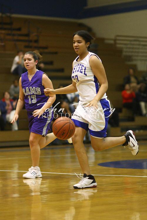 Wetsel Girls Basketball.vs Signal Knob.12/11/2007..