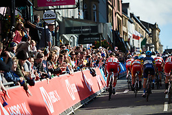 Pernille Mathiesen (DEN) at UCI Road World Championships 2019 Women's Elite Road Race a 149.4 km road race from Bradford to Harrogate, United Kingdom on September 28, 2019. Photo by Sean Robinson/velofocus.com