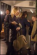 ALLI ZANCHETTA, Frieze party, ACE hotel Shoreditch. London. 18 October 2014