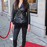 NLD/Amsterdam/20111128 - Opening Personal Gym van Carlos Lens, Irene van der Laar