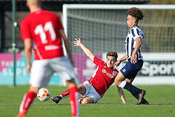 Charlie Harris of Bristol City U23 - Rogan Thomson/JMP - 31/10/2016 - FOOTBALL - SGS Wise Campus - Bristol, England - Bristol City U23 v Millwall U23 - U23 Professional Development League 2 (South Division).