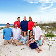 Huckleby Family Beach Photos