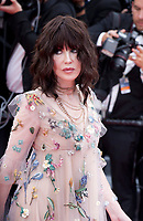 Actress Isabelle Adjani at the Opening Ceremony and Everybody Knows (Todos Lo Saben) gala screening at the 71st Cannes Film Festival Tuesday 8th May 2018, Cannes, France. Photo credit: Doreen Kennedy