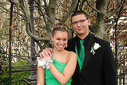 2013 - Before prom photos at Wegerzyn Gardens MetroPark