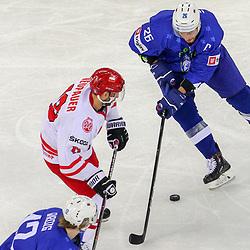 20180423: HUN, Ice Hockey - IIHF World Championship Division I, Slovenia vs Poland