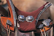 Mongolian saddle<br /> Mongolia