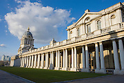 Old Royal Naval College, Greenwich, London, England